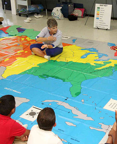 Montessori Elementary History & Geography