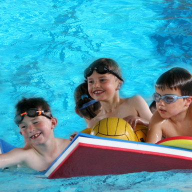 arrow programs swimming lessons