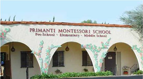 Primanti Montessori location
