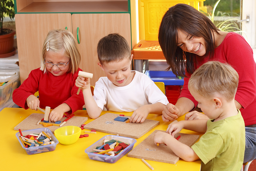 PreSchool is HelpFul For Kids
