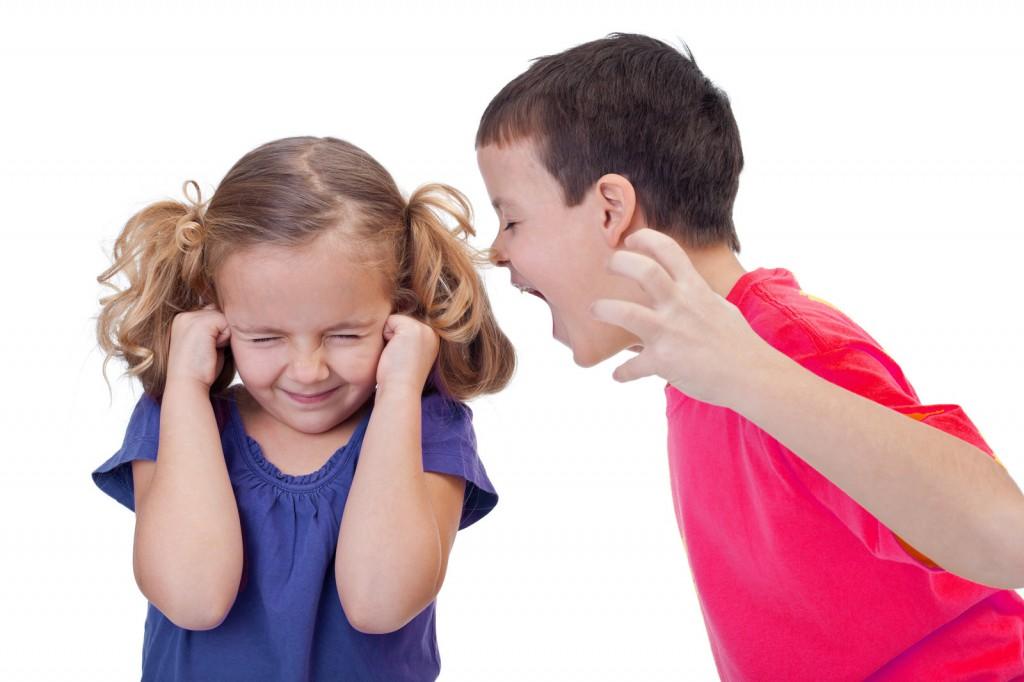 aggressive kids
