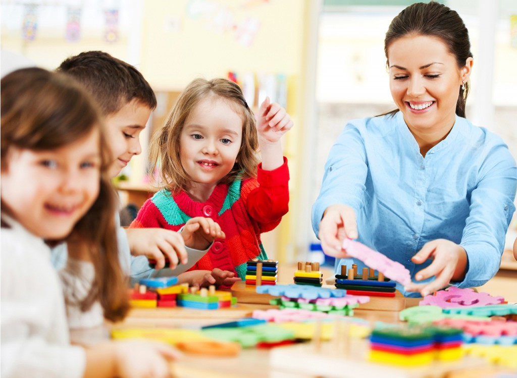 Infant Daycare Centers