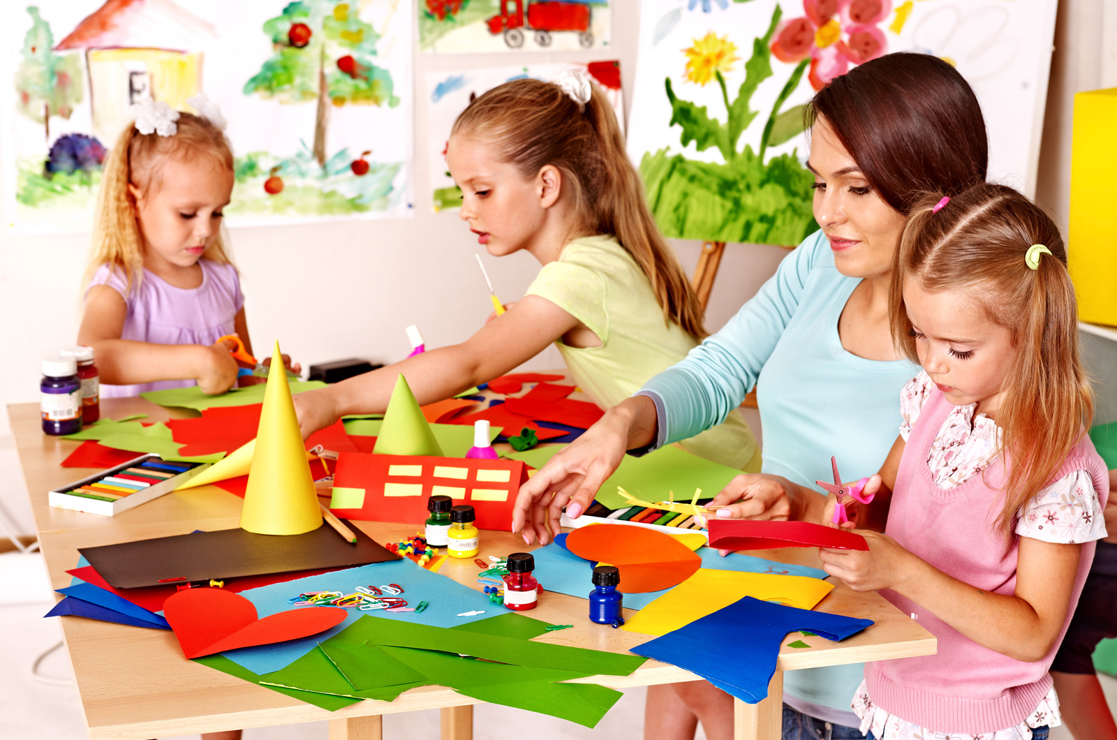 Imparting Valuable Social Skills to Preschool Children