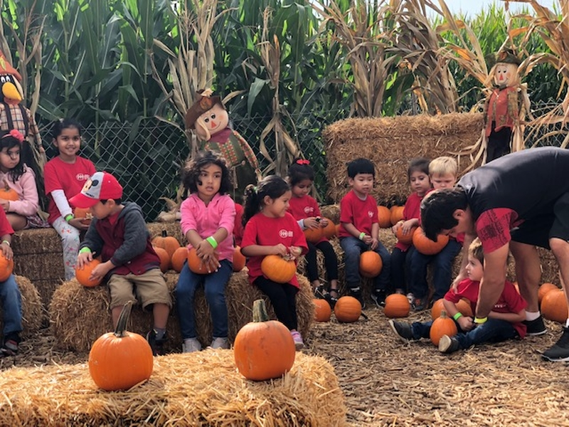 Pumpkin Patch Field Trip to Cal Poly Pomona