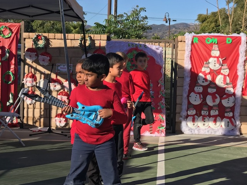 Holiday Program 2018
