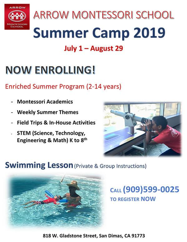 Summer Social Media Flyer